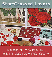 This month at Alpha Stamps