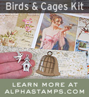 Alpha Stamps Monthly Kit