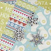 *Snowflakes and Mittens FREE Gift Kit