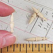 3/4 Inch Wood Finials