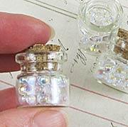 Iridescent Glass Spheres - 4mm