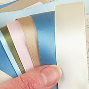 Satin Ribbon Sampler Set