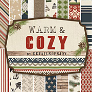 Warm & Cozy 6x6 Paper Pad