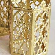 Gold Venetian Dresden Lantern