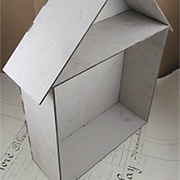 House Room Box - 8x8 Open