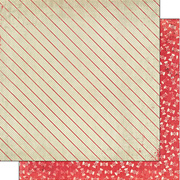 Joyous Confection Scrapbook Paper