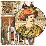 Aladdin Collage Sheet