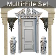 Architectural Trims Set Download