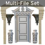 Architectural Trims Set Download