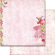 The Garden Boudoir Scrapbook Paper
