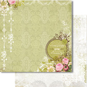 The Garden Timeless Scrapbook Paper