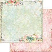 Blush Scrapbook Paper - Devoted