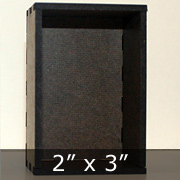 Bagatelle Box - 2 x 3 Inches*