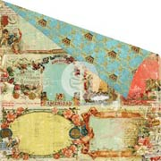 Cigar Box Secrets Corona Scrapbook Paper