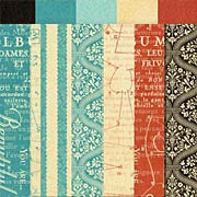 Couture 6x6 Patterns & Solids Pad