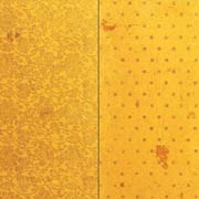 Double Dot Vintage Buttercup Scrapbook Paper