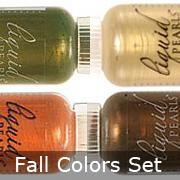 Liquid Pearls - Fall Colors Set