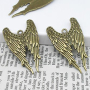 Bronze Feathered Wings