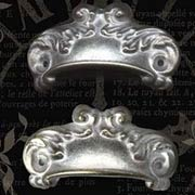 Metal Door Pull - Shabby Chic