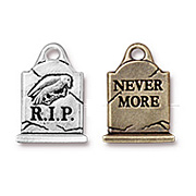 Grave Stone Charms