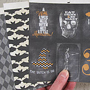 Happy Haunting 6x6 Paper Pad