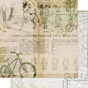 Hope Chest Scrapbook Paper - Trinkets