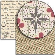 Haven: Peeling Paper Scrapbook Paper
