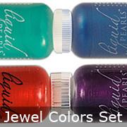 Liquid Pearls - Jewel Colors Set