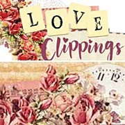 Love Clippings 8x8 Collection Kit