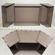 Split Front Box - Large