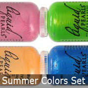 Liquid Pearls - Summer Colors Set