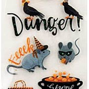 Martha Stewart Halloween Animal Masquerade Phrases