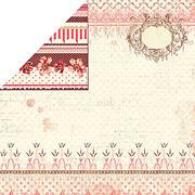 Summer Picnic Scrapbook Paper