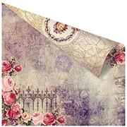 Tales of You & Me Jardin de Fleurs Scrapbook Paper