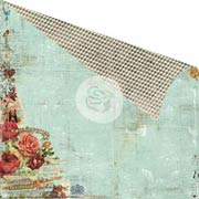 Cigar Box Secrets Perfecto Scrapbook Paper