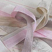 Beige & Pink Seam Binding Set*