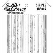 Tim Holtz Stencil - Stripes
