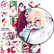 Santa Baby Collage Sheet