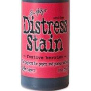 Distress Stain - Festive Berries