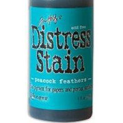 Distress Stain - Peacock Feathers