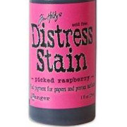 Distress Stain - Picked Raspberry