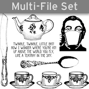Tea Time Set Download