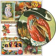 Thanksgiving Collage Sheet