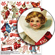 Valentine Cuties Collage Sheet