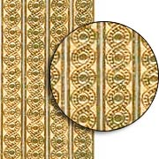Circular Dresden Borders - Antique Gold
