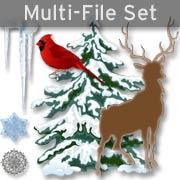 Winter Wonderland Set Download
