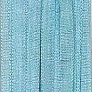 4mm Silk Ribbons - Aqua Blue
