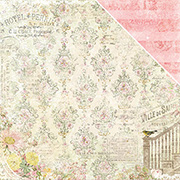 Attic Charm Foyer Scrapbook Paper