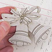 Christmas Bells Chipboard Die-Cuts