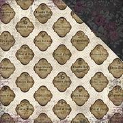 Spellbound Bewitched Scrapbook Paper